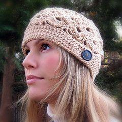 Ravelry: Anna Hat Crochet Pattern pattern by Viktoria Gogolak