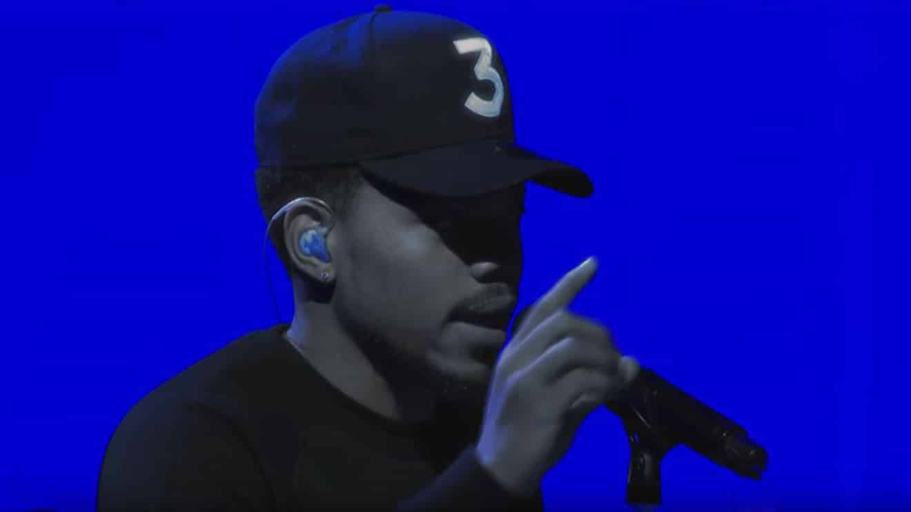 Chance The Rapper Writes And Releases New Song Within 48