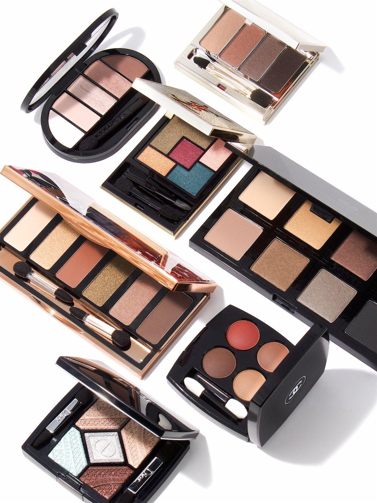 7 Gorgeous Fall Eyeshadow Palettes (Beautezine)