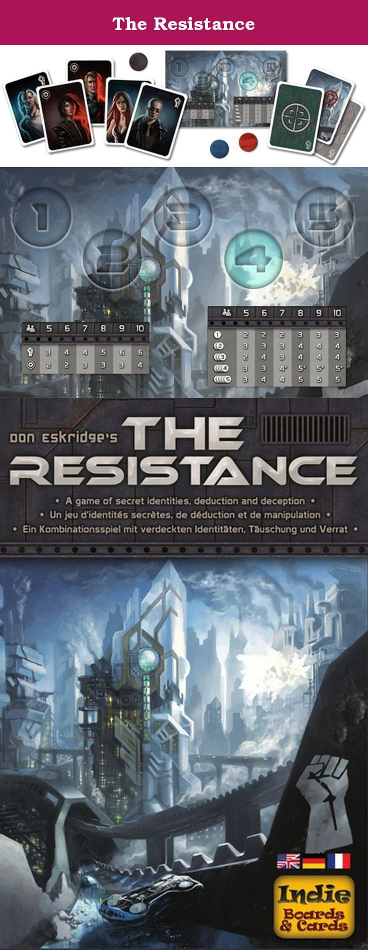 The Resistance. The Resistance is an intense social