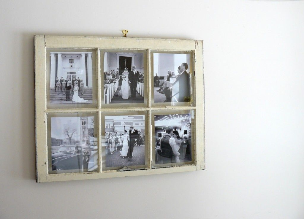 Projects for Original DIY Photo Frames | [photo] on the wall ...