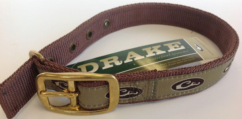 Drake Waterfowl Dog Collar