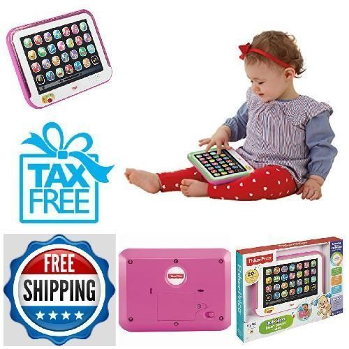 Baby Tablet Educational Toys Girls Toy For 1 2 Year Olds ...