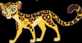 Fuli Fuli Lion Guard Lion Guard Disney Lion Guard