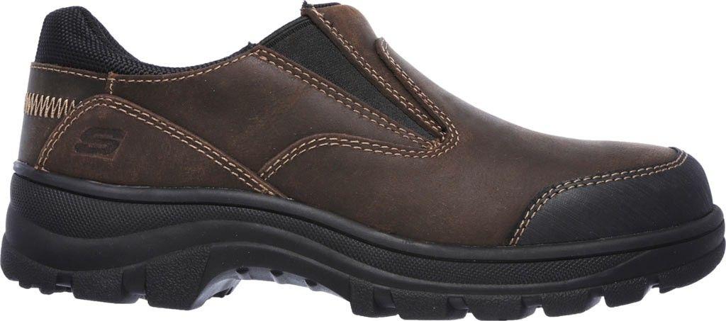 9 Toe Steel Slip Work 5 Teays Workshire Shoe On Skechers qw8RxZq