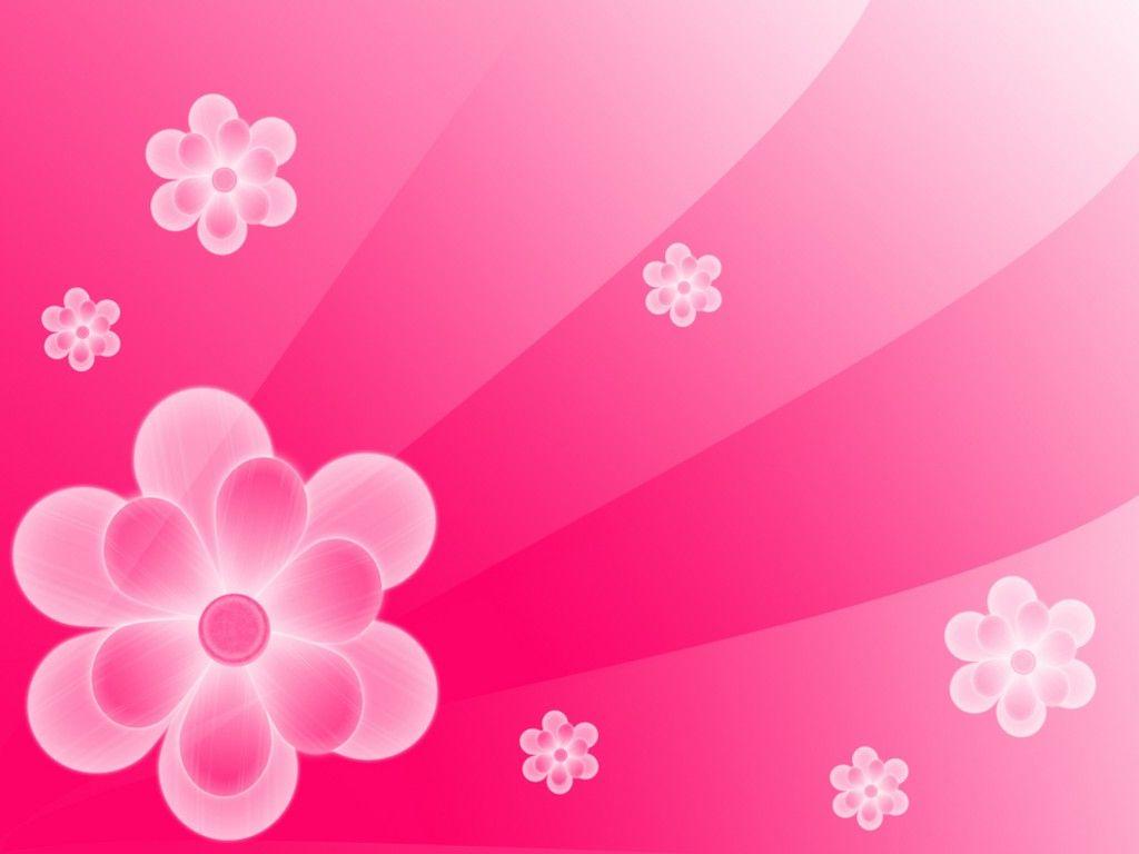 background wallpaper pink flower background cute