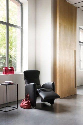 Design Fauteuil Jori.Vinci Reclining Chair Jori The Elegant Timeless And Round