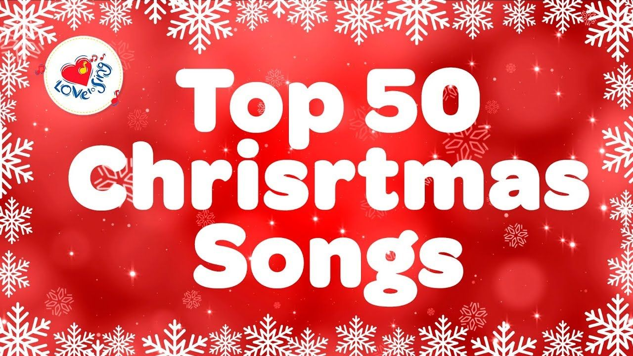Merry Christmas Playlist - The 50 Most Beautiful Christmas Songs and ...