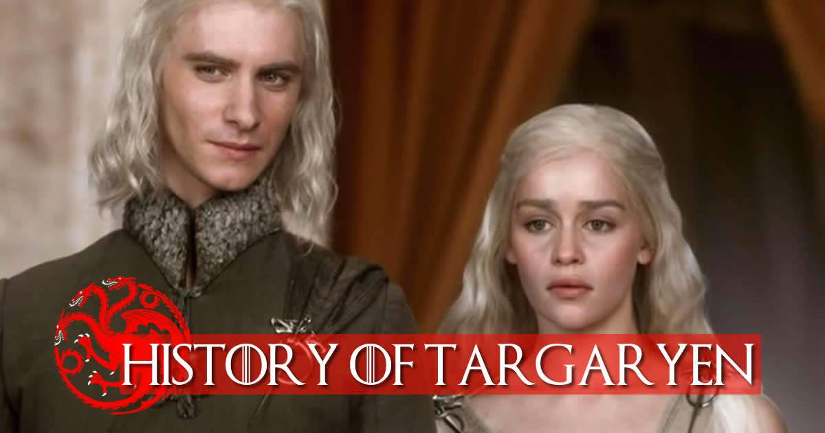 History And Lore of Game of thrones Part 1. Game of
