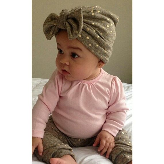 Turban hat with bow !!!   to choose fabric please go to our fabric options  category   975439191a9