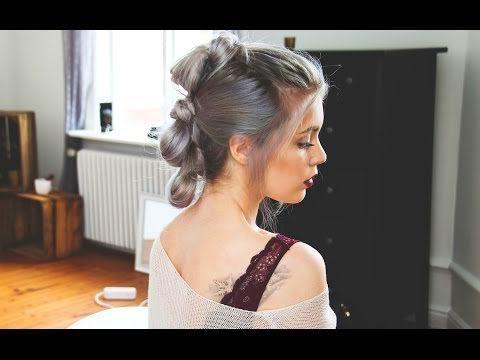hairstyle tutorials star wars rey inspired hair tutorial