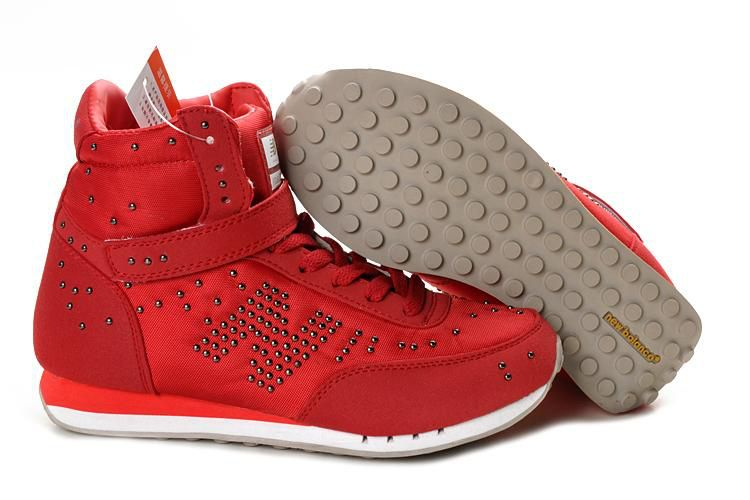 Women's New Balance Pearl Shoes Red