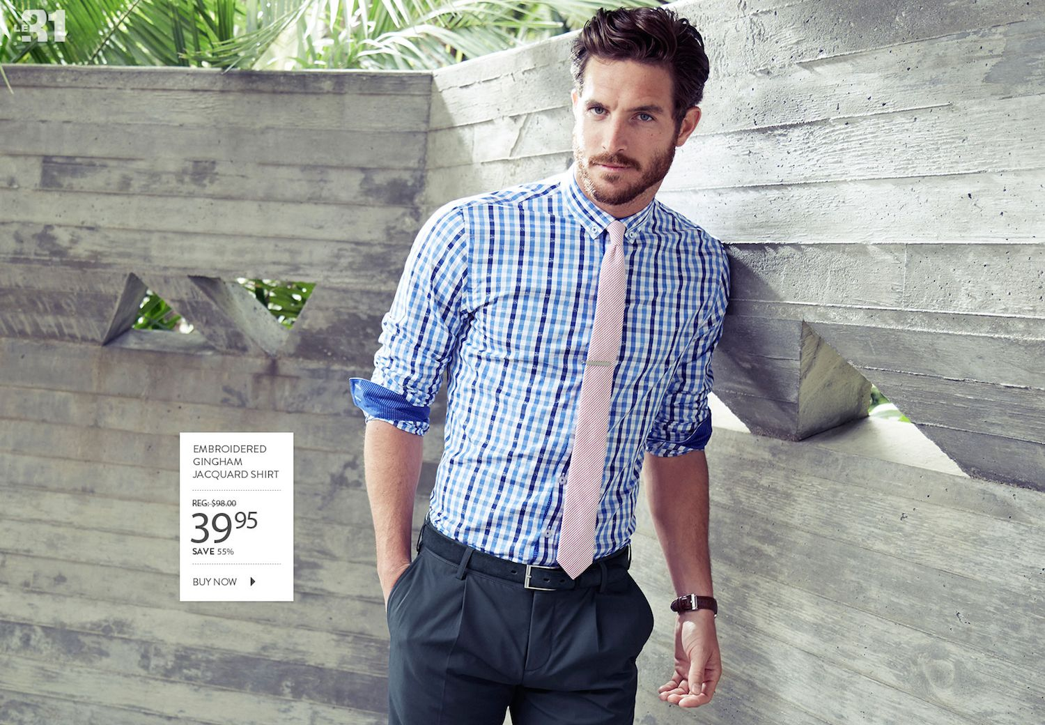 Simons - Father's Day Look Book