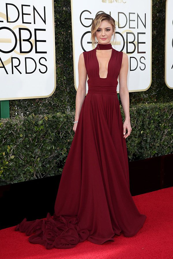 Golden Globe Awards\' Best Dressed — See The Fab Red Carpet Fashion ...