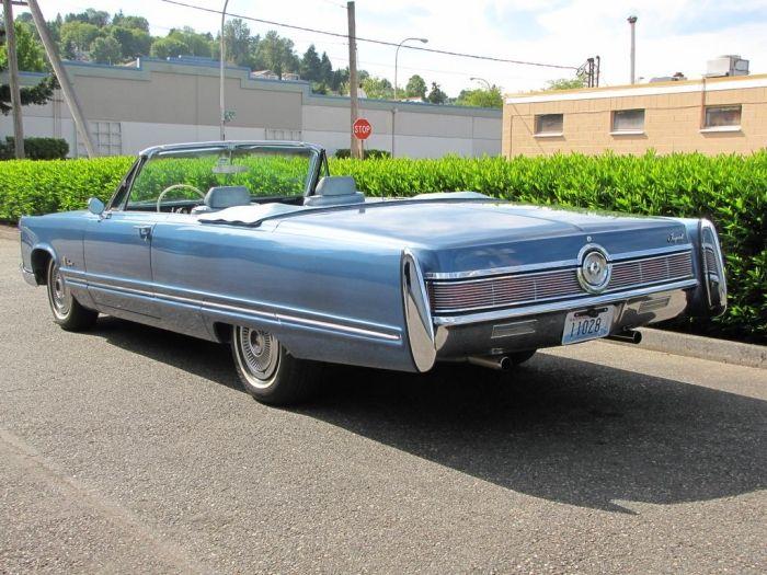 Chrysler Imperial For Sale Hemmings Motor News Chrysler