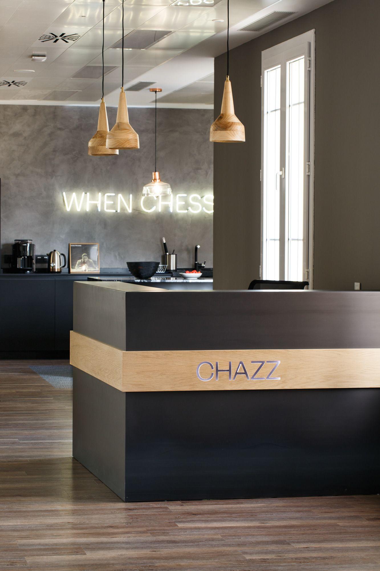 Chazz Office Interior Design On Behance Office Interior Design