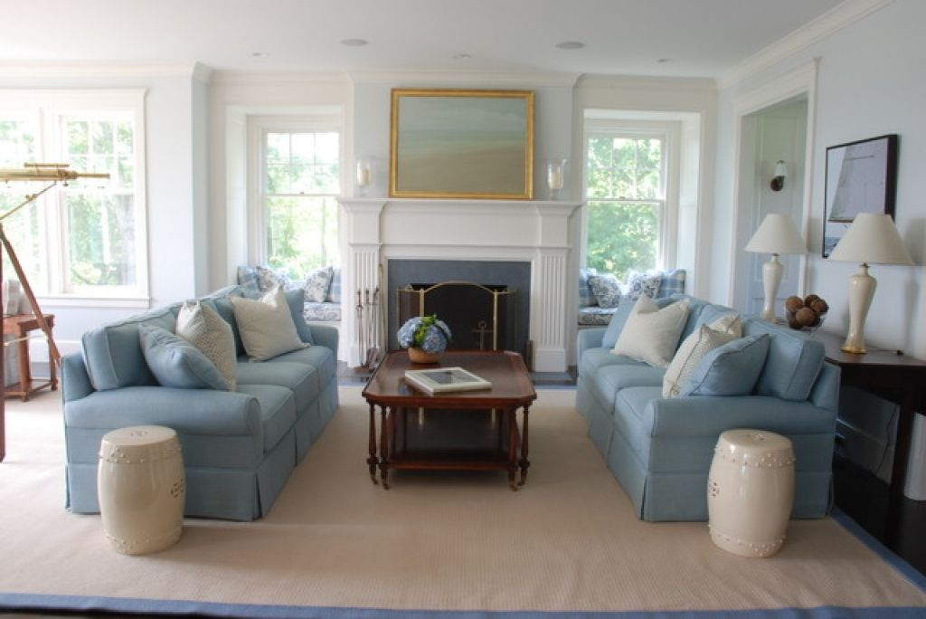 Cape Cod Style House Living Room Pictures Of Rooms With White Leather Sofas Homes Interior Design Beach Decorating Ideas Best Images