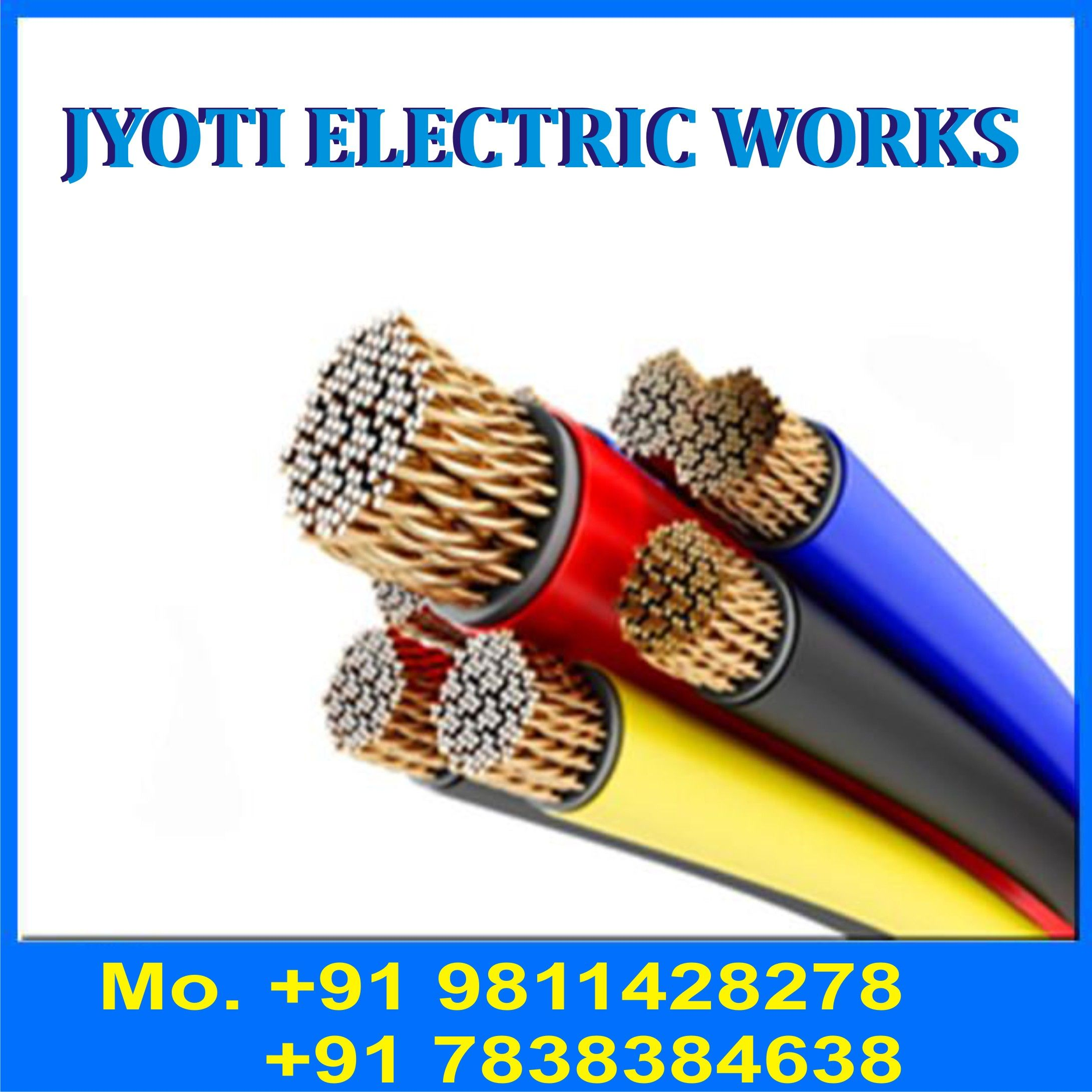 Jyoti Electric Works Is A Reputed Leading Switchboard Manufacturer In Dsiidc Industrial Area Narela Delhi India Electricity It Works Delhi India