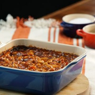 Brown Sugar Baked Beans (Valerie Bertinelli) Recipe