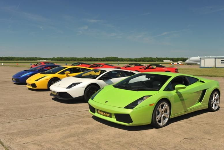 Junior Supercar Track Day Experience 2 Locations Supercar