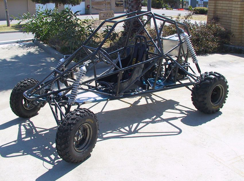 Barracuda Offroad Dune Buggy Sand Rail Kitset from The Edge