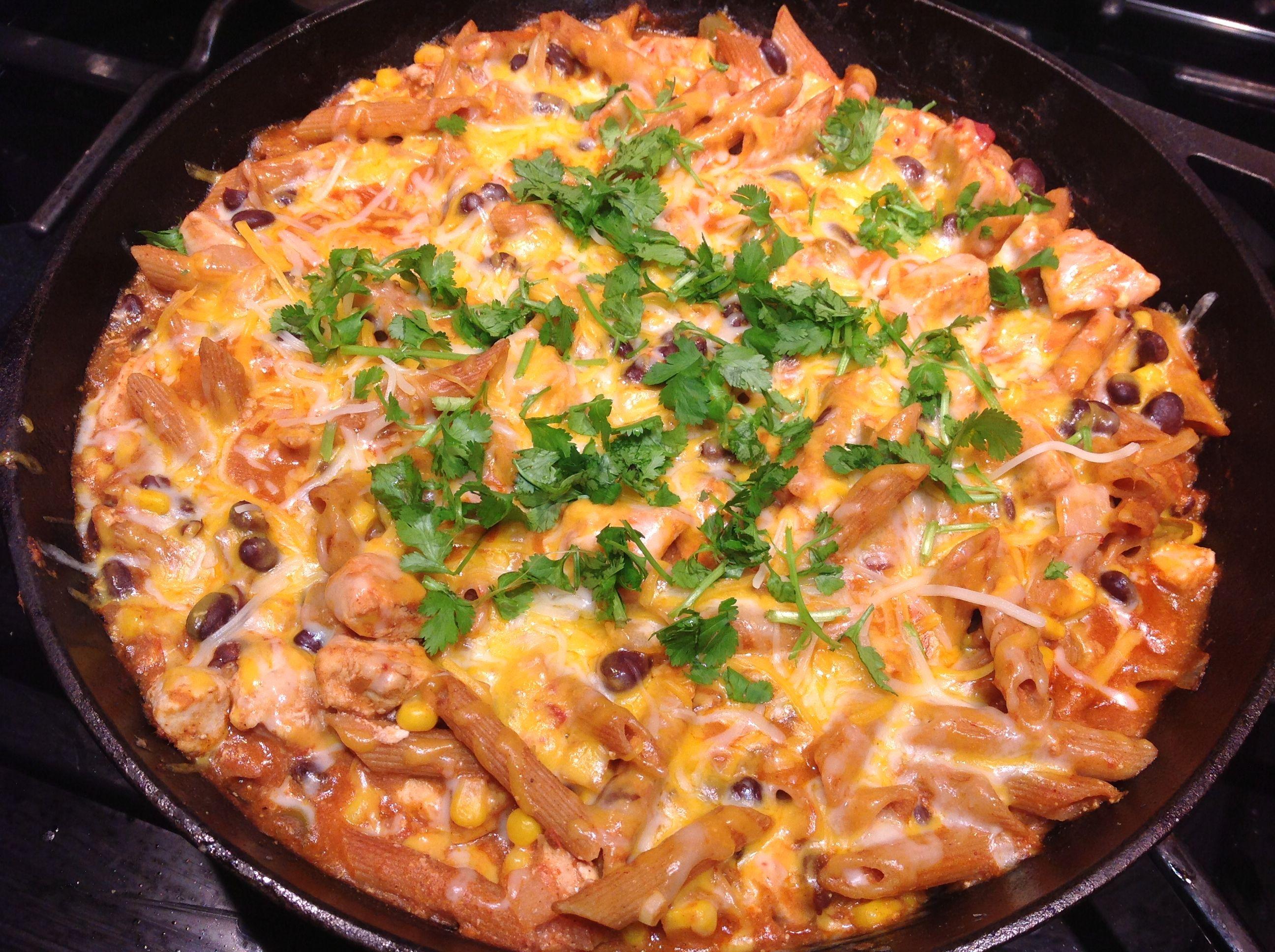 Chicken Enchilada Skillet- Get Real Wichita