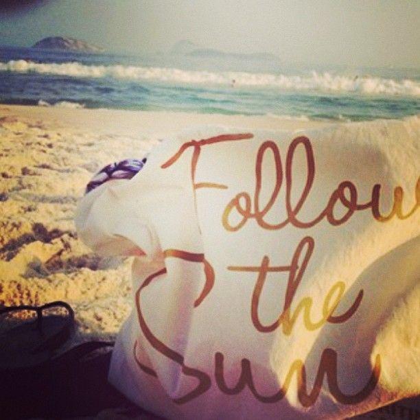 #followthesun