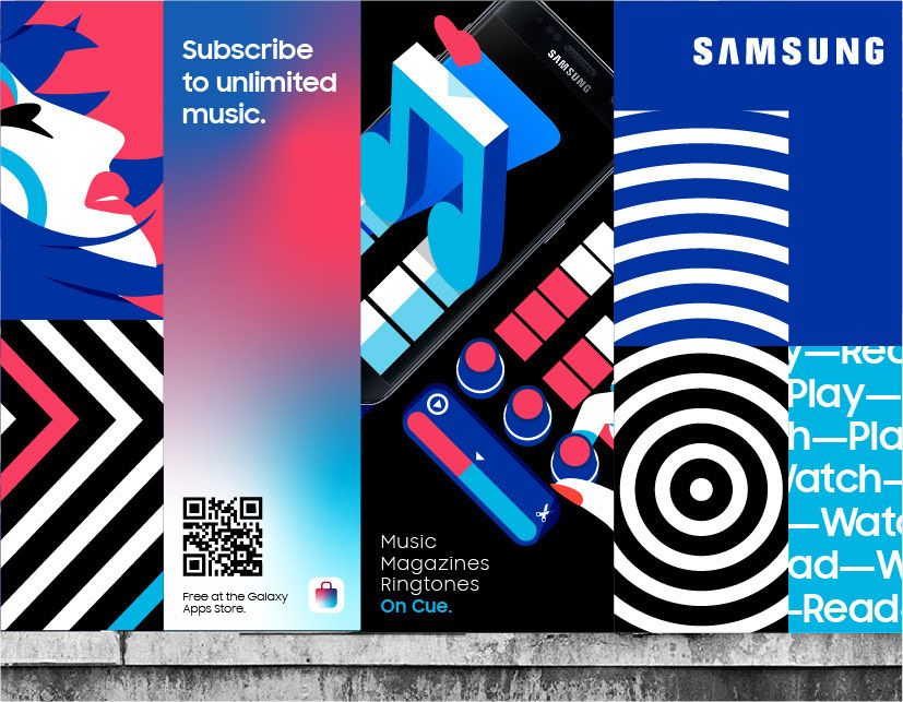 Check out this behance project samsung cue httpswww