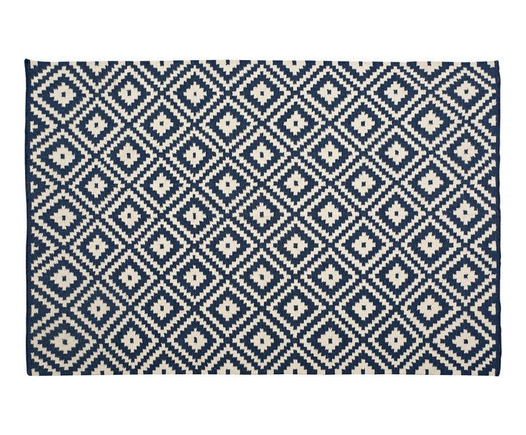 tourdissant tapis bleu marine - Tapis Bleu Marine