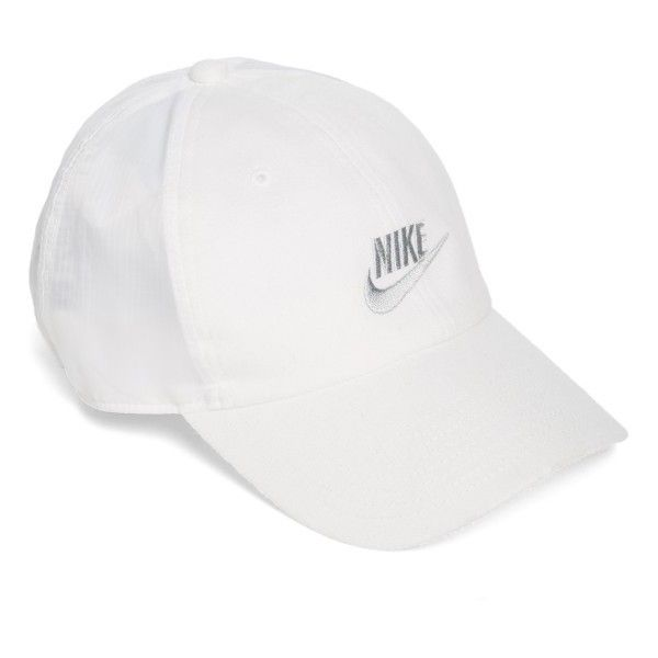 Women s Nike Mesh Baseball Cap ( 30) ❤ liked on Polyvore featuring  accessories d2c9a79baa4