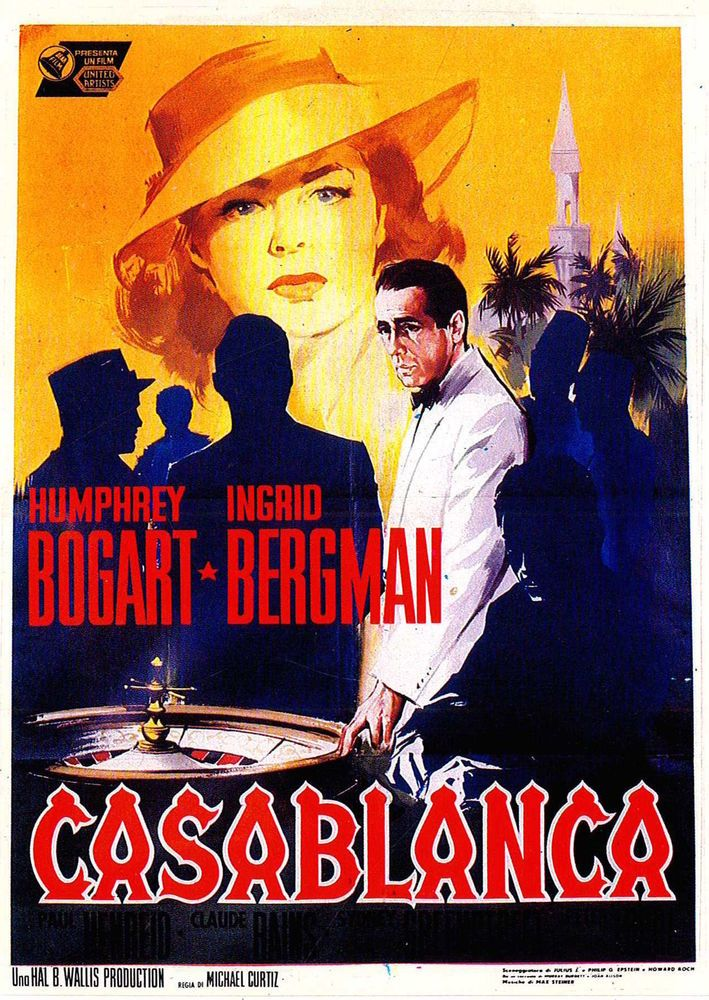 Alte Filmplakate