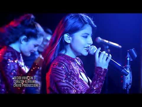 7 El Final De Este Amor Decidi Vivir Sin Ti Corazon Serrano En Vivo 2018 Youtube En 2020 Mejores Canciones El Final Youtube