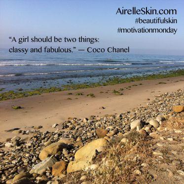 #motivationmonday #beautifulskin #airelleskin