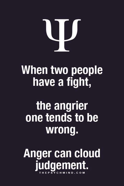 I M Always The Angry Person Psychology Quotes Psychology Facts Psychology Says