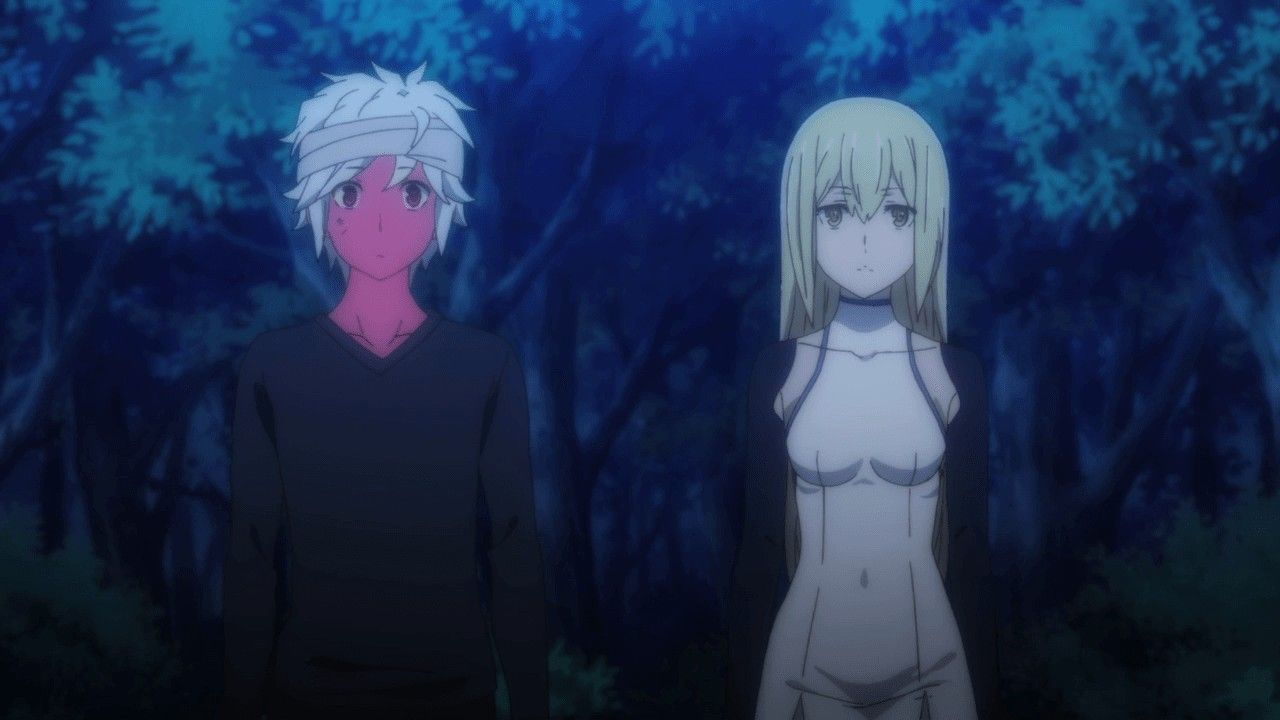 Episode 11 Under Resort | Labyrinth Utopia #Danmachi #Crunchyroll