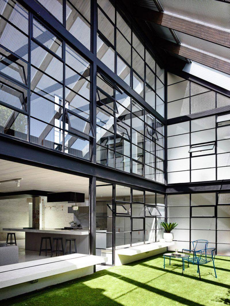 Fitzroy Loft par Architects EAT