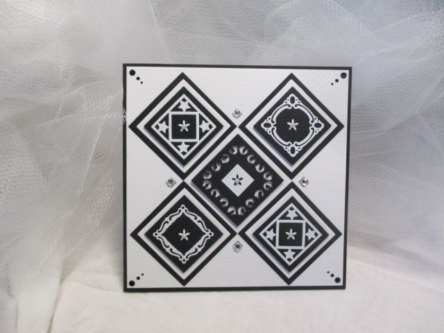 DTGD17basementstamper black and white by snietje - Cards and Paper Crafts at Splitcoaststampers