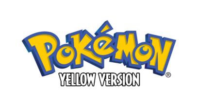 Pokemon Yellow Rom Usa Europe Rom Version Pokemon Logo Pokemon Quiz Pokemon