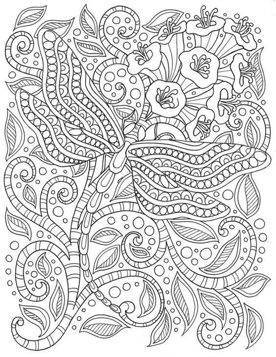 Раскраски Антистресс бабочки - распечатать в хорошем ...