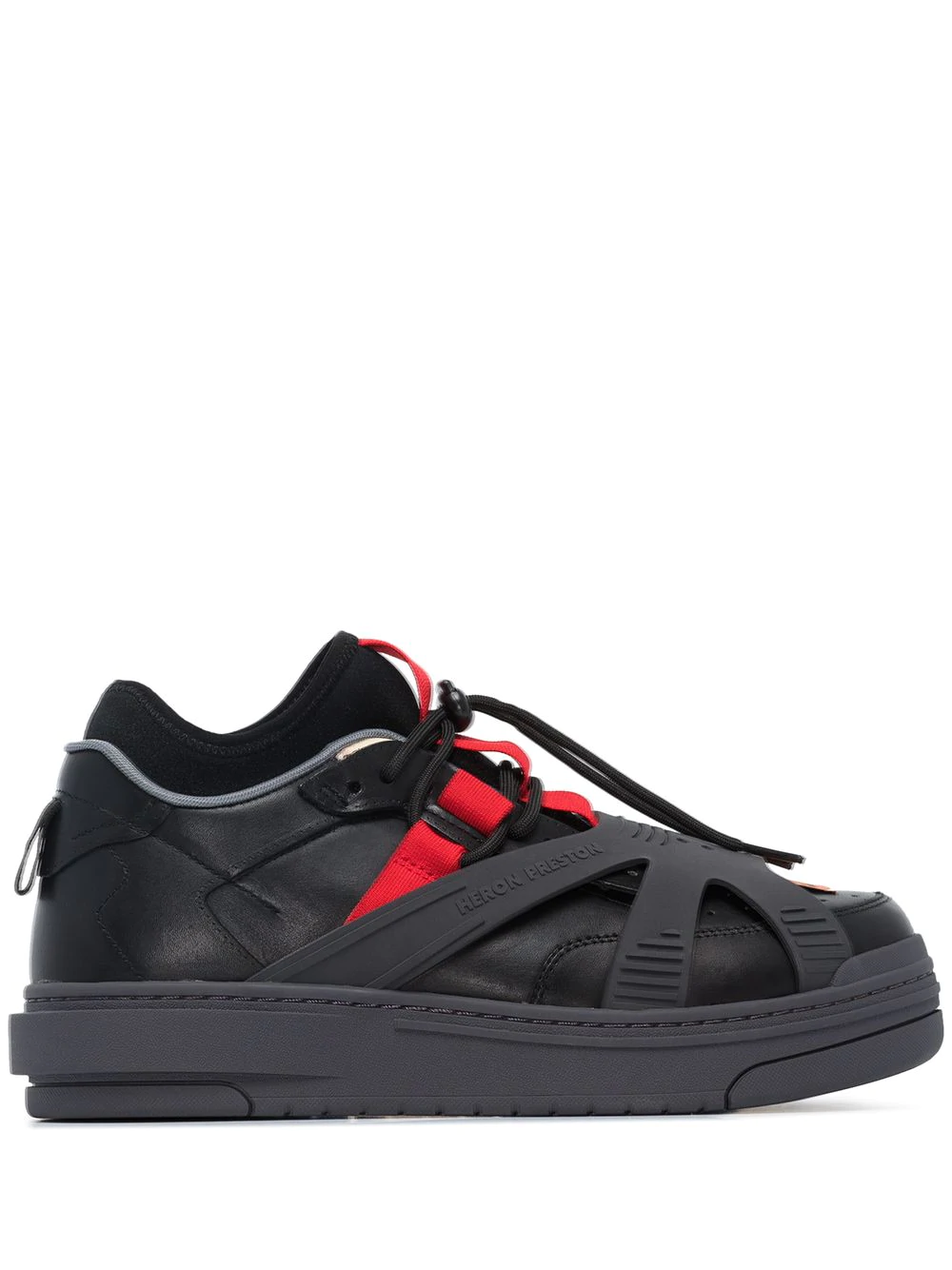 Heron Preston Protection Logo Patch Sneakers