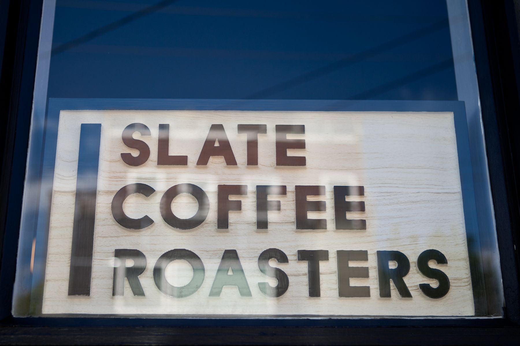 Seattle Slate Coffee Roasters Kinfolk Slate coffee