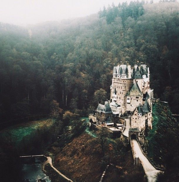 — Eltz Castle, Germany
