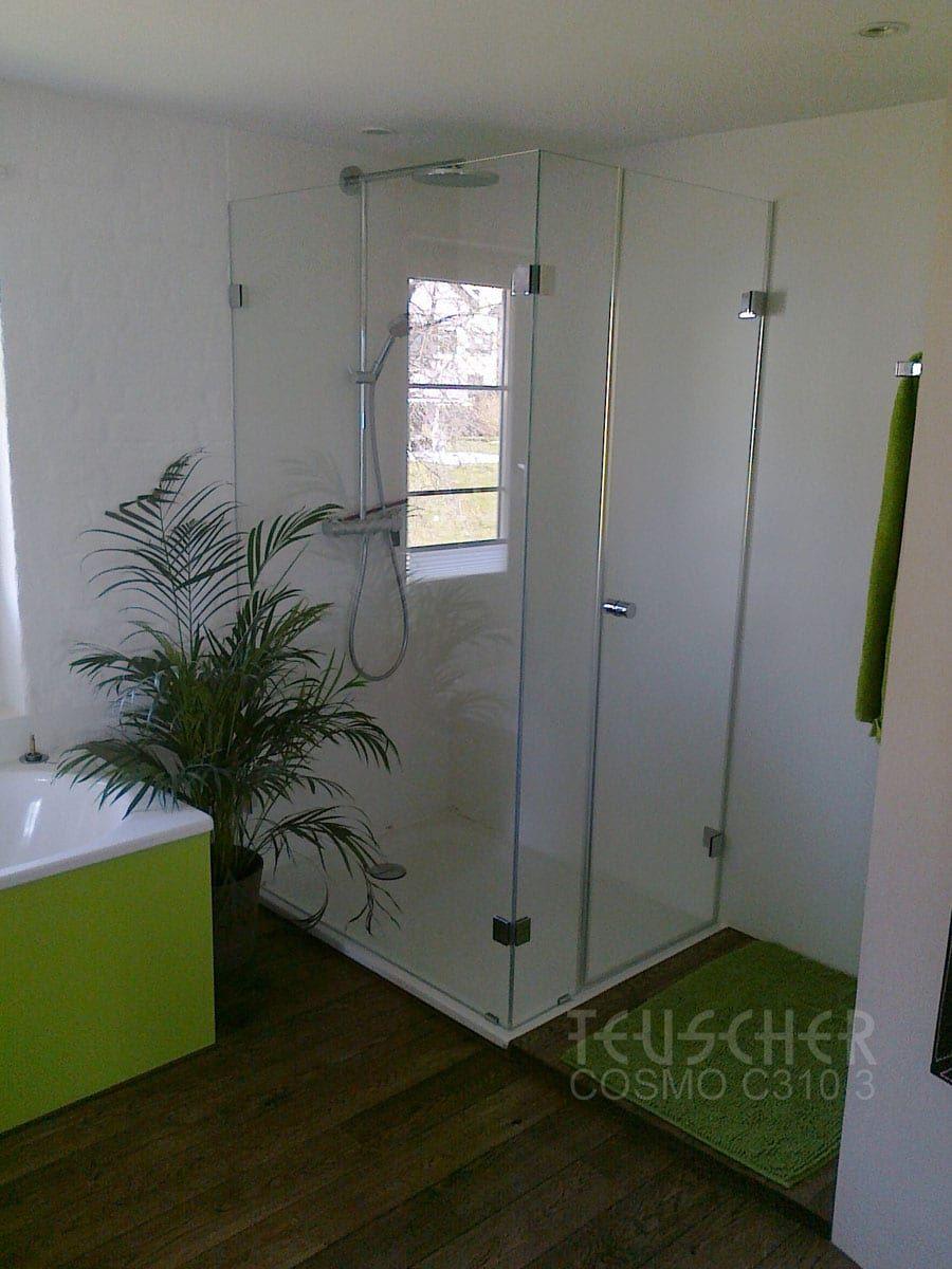 Qualitativ Hochwertige Duschen Aus Echtglas Der Firma Glasduschen Duschwand Glas Schimmel Im Bad