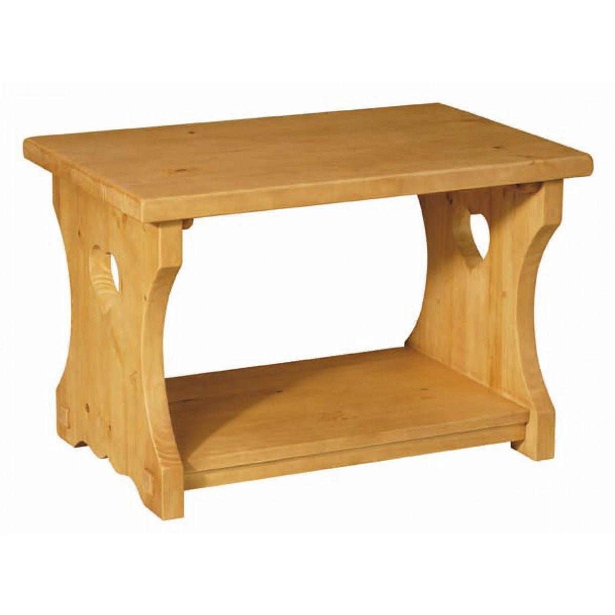 table basse en pin avec coeur 2 plateaux grenier alpin pinterest. Black Bedroom Furniture Sets. Home Design Ideas