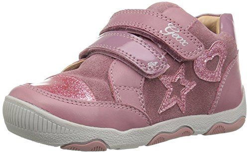 Inmunidad Autónomo Reproducir  Geox B New Balu' C, Sneakers Basses Bébé Fille, Rose (Dk ... https://www. amazon.fr/dp/B06Y25YZLH/ref=cm_sw_r_pi_dp_x… | Chaussures bébé, Chaussure  enfant, Chaussure