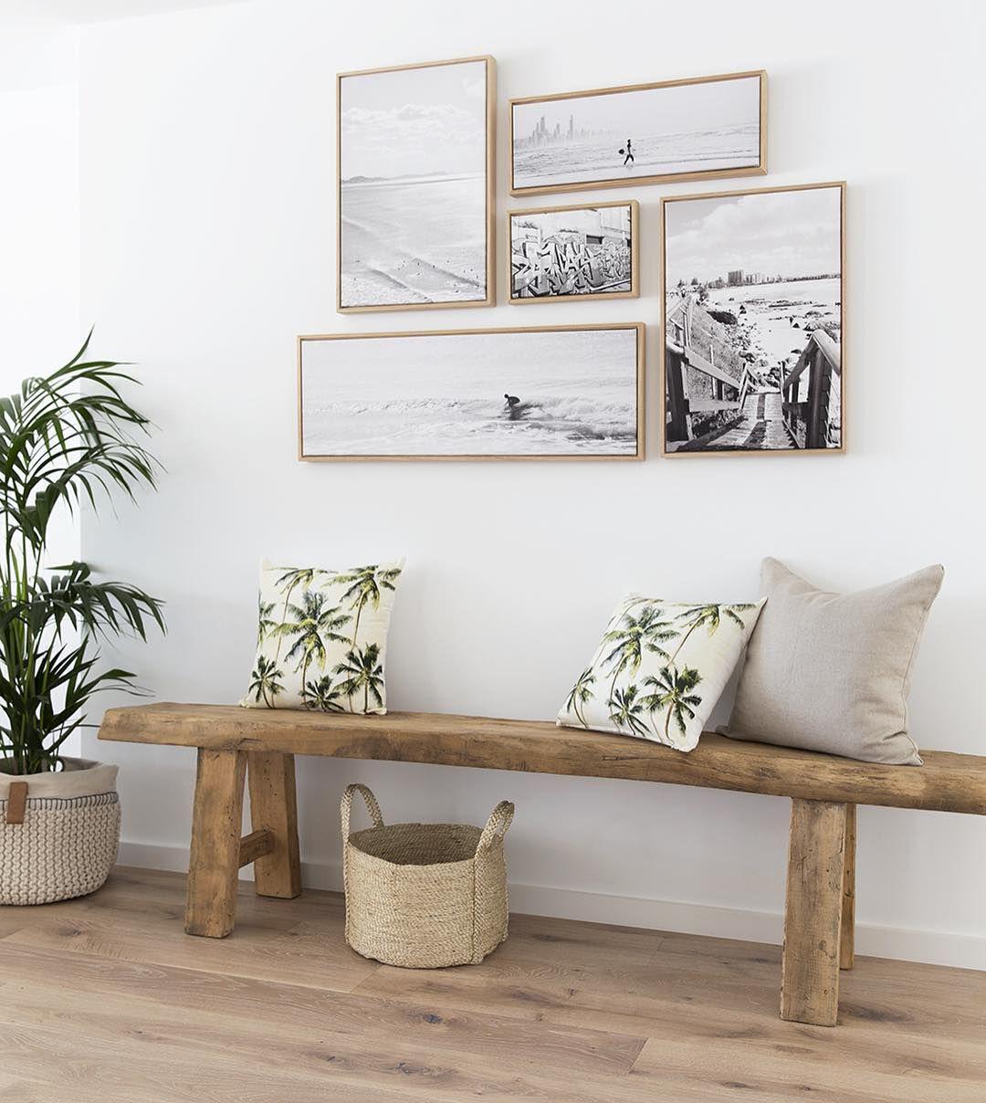 Coastal And White Casually Simple Elegance Interior  # Muebles Simon Marbella