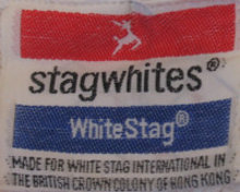 Vintage Fashion Guild Label Resource White Stag From The 1970 S Men S Tennis Sweater Whitestag Vintagetags Vi In 2020 White Stag Vintage Tags Vintage Outfits