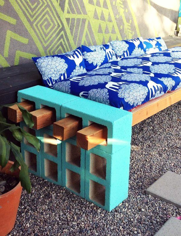 ideas diy low cost para hacer en tu patio o jardn este verano de
