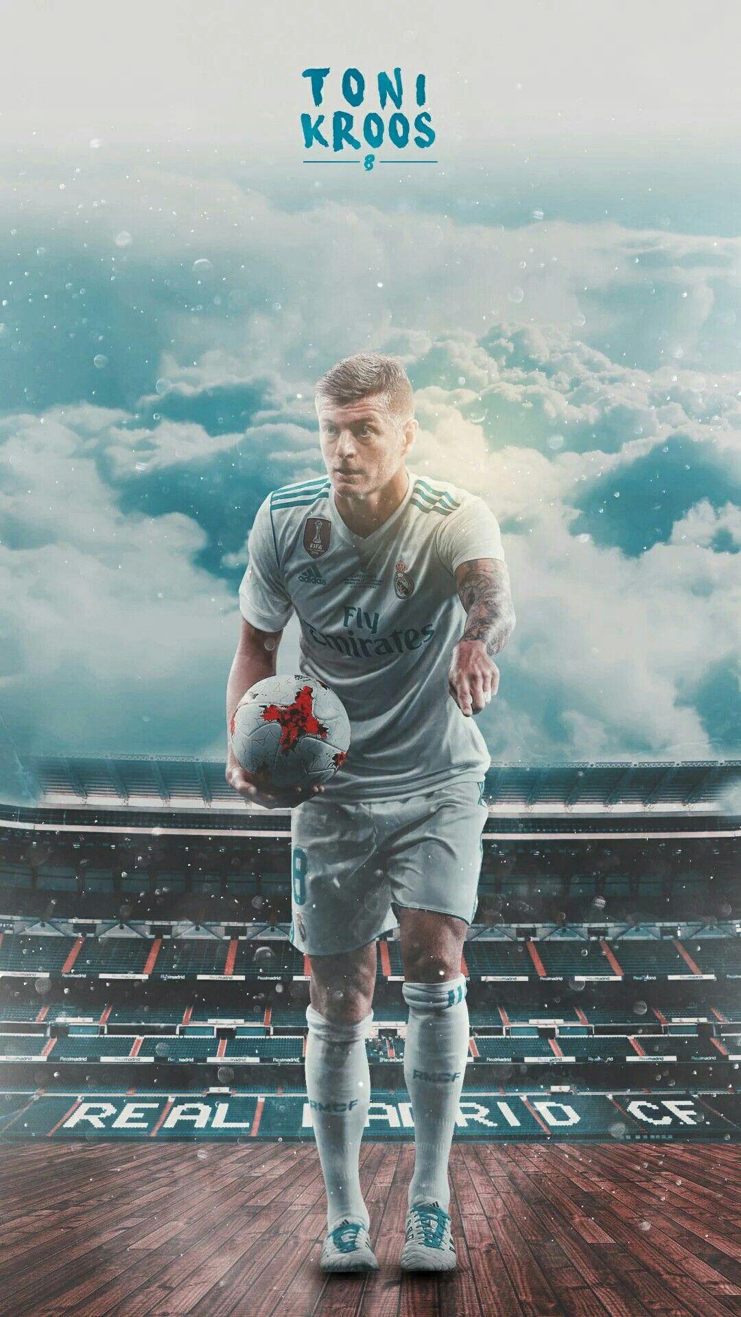 Toni Kroos  football  realmadrid  art Futebol Soccer 3d3e860b73682