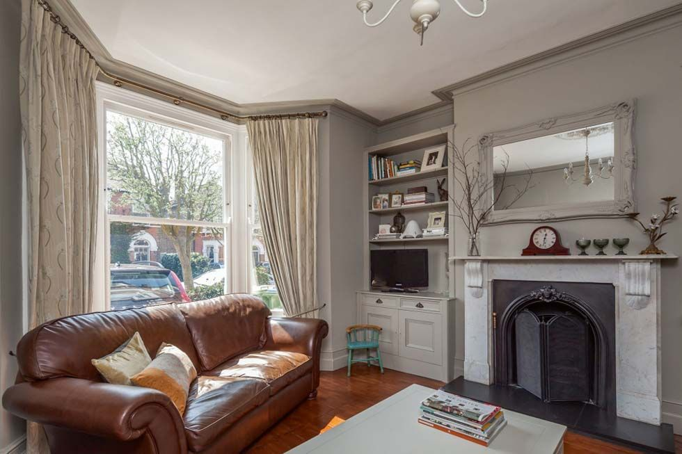 Living Room Ideas Victorian Terrace original fireplaces are a real asset in old homes, but are not